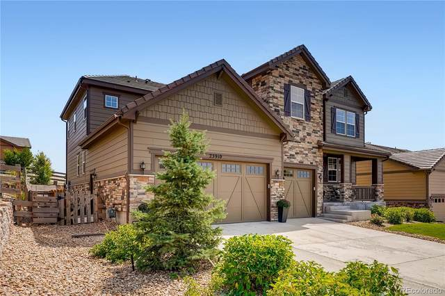 23910 E Ontario Place, Aurora, CO 80016 (#4337421) :: Bring Home Denver with Keller Williams Downtown Realty LLC