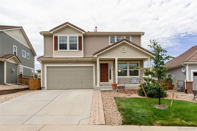2257 Cactus Bloom Court, Castle Rock, CO 80109 (#4337589) :: The Colorado Foothills Team | Berkshire Hathaway Elevated Living Real Estate