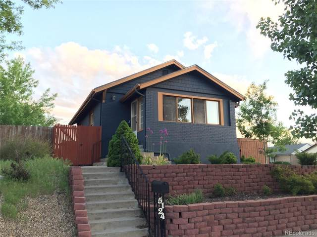5124 W Moncrieff Place, Denver, CO 80212 (#4337687) :: RazrGroup