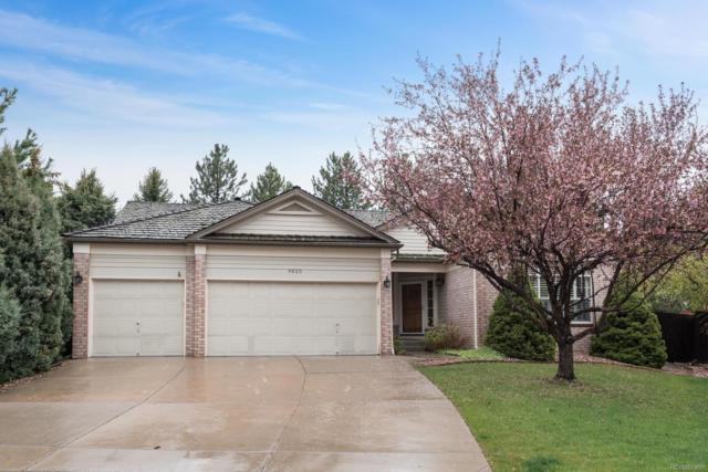 9825 Cypress Point Circle, Lone Tree, CO 80124 (#4337995) :: The Peak Properties Group