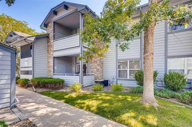 8055 W Eastman Place #102, Lakewood, CO 80227 (#4338178) :: THE SIMPLE LIFE, Brokered by eXp Realty