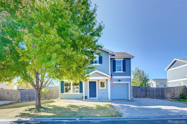 849 Stagecoach Drive, Lochbuie, CO 80603 (#4338208) :: The DeGrood Team