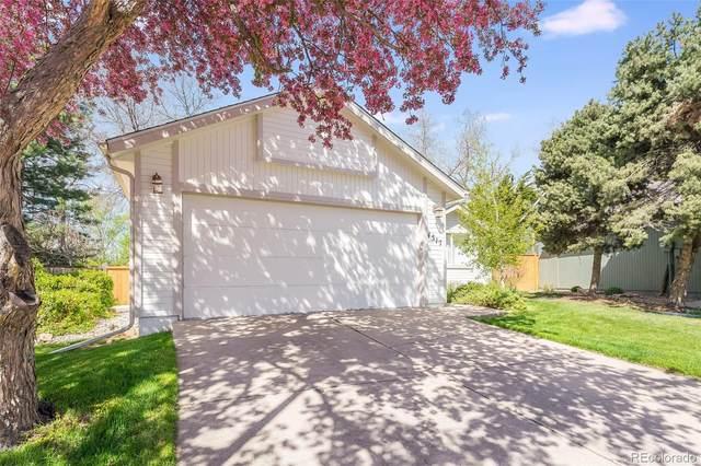 4517 Seaway Circle, Fort Collins, CO 80525 (#4338329) :: Stephanie Fryncko   Keller Williams Integrity