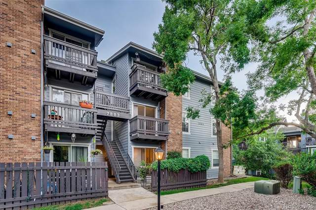 7883 Allison Way #202, Arvada, CO 80005 (MLS #4338640) :: Clare Day with Keller Williams Advantage Realty LLC