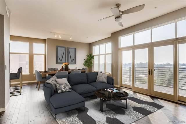 4525 13th 4I, Boulder, CO 80304 (MLS #4339129) :: 8z Real Estate