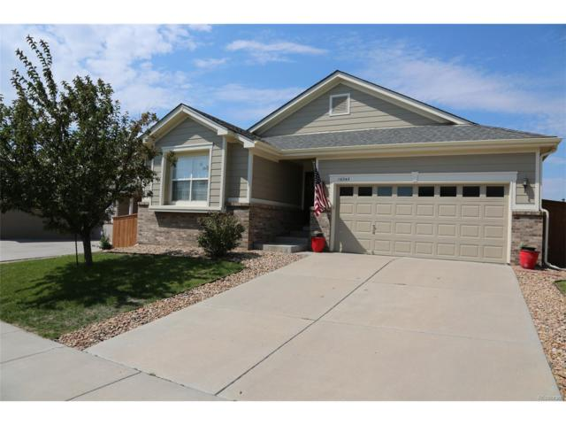 16243 E 104th Way, Commerce City, CO 80022 (MLS #4339211) :: 8z Real Estate