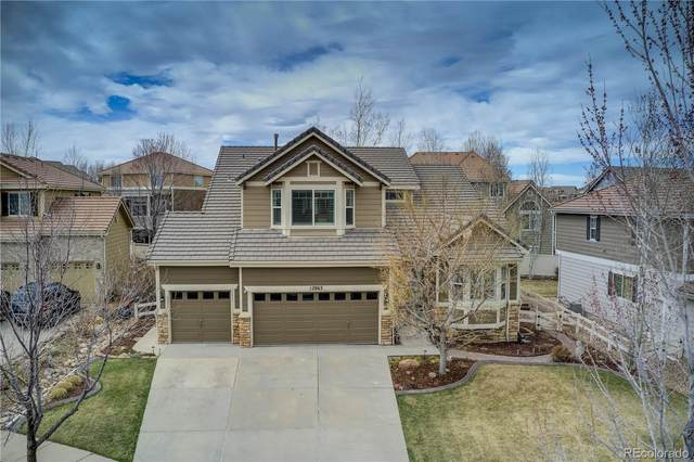 12863 Domingo Court, Parker, CO 80134 (MLS #4339340) :: Wheelhouse Realty