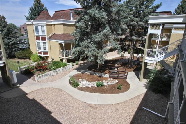 19630 Victorian Drive A13, Parker, CO 80138 (#4339383) :: The Griffith Home Team