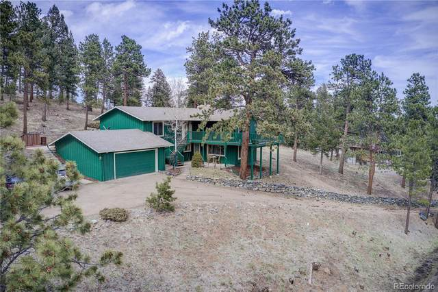 30171 Marge Lane, Evergreen, CO 80439 (MLS #4339605) :: 8z Real Estate