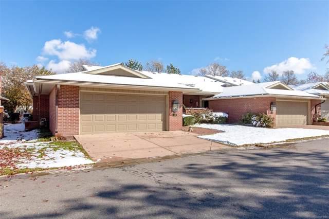 2800 S University Boulevard #118, Denver, CO 80210 (MLS #4339743) :: Colorado Real Estate : The Space Agency