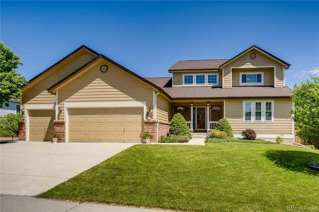 17709 Baxter Drive, Parker, CO 80134 (#4339759) :: Berkshire Hathaway HomeServices Innovative Real Estate