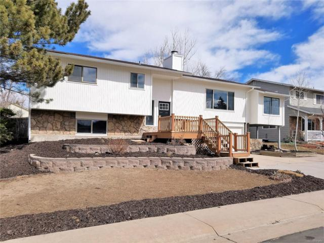 926 Mountain View Drive, Castle Rock, CO 80104 (#4339975) :: The Heyl Group at Keller Williams