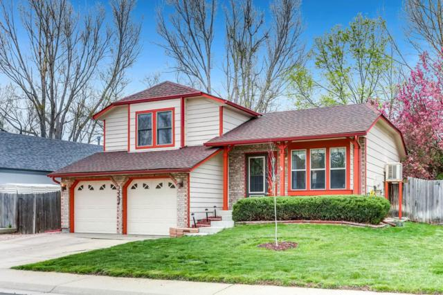 13294 W 65th Drive, Arvada, CO 80004 (#4340246) :: The Galo Garrido Group