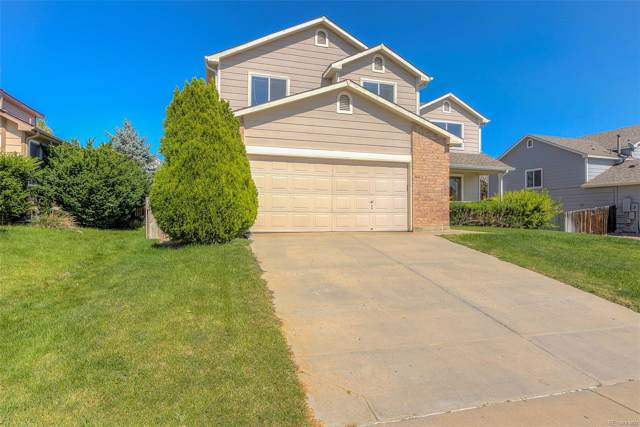 4648 S Flanders Way, Centennial, CO 80015 (#4340450) :: The Peak Properties Group