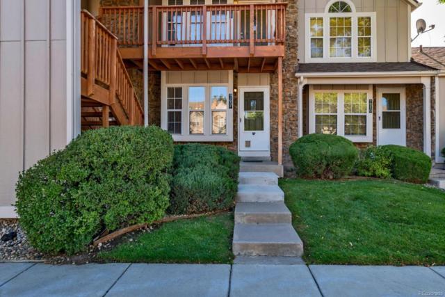 9625 W Chatfield Avenue F, Littleton, CO 80128 (#4340501) :: The Peak Properties Group