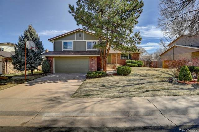 5776 S Jamaica Way, Englewood, CO 80111 (MLS #4340862) :: 8z Real Estate
