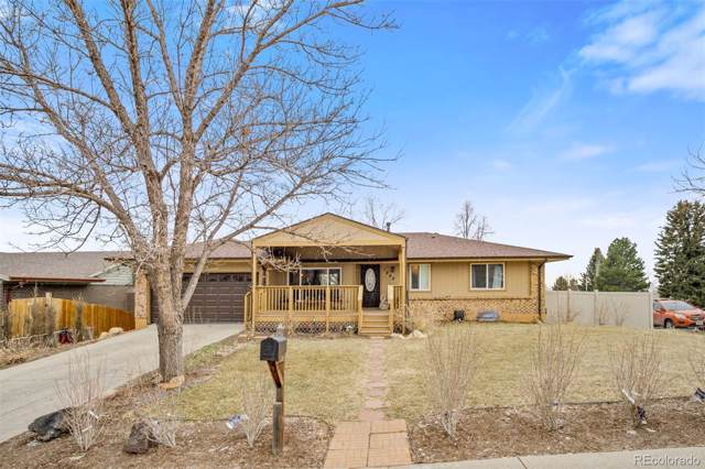 1848 S Zinnia Court, Lakewood, CO 80228 (#4341003) :: Relevate | Denver