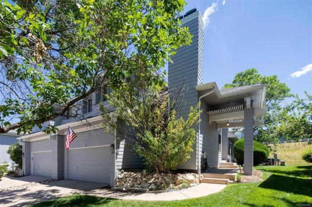 60 Peachtree Circle, Castle Rock, CO 80104 (MLS #4341135) :: 8z Real Estate