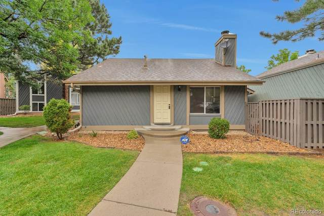 10149 E Peakview Avenue, Englewood, CO 80111 (MLS #4341406) :: Bliss Realty Group