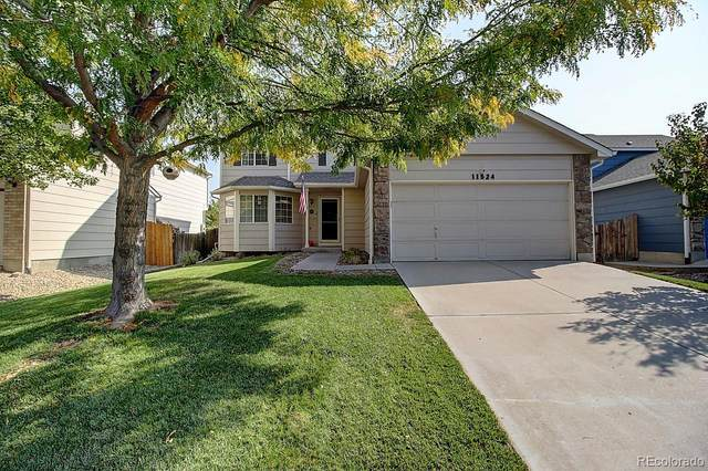 11524 Oswego Street, Commerce City, CO 80640 (MLS #4341853) :: Kittle Real Estate