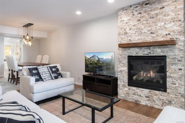 160 S Jackson Street, Denver, CO 80209 (#4342108) :: Sellstate Realty Pros