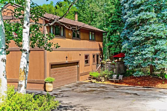 4861 Silver Spruce Lane, Evergreen, CO 80439 (#4342904) :: The City and Mountains Group