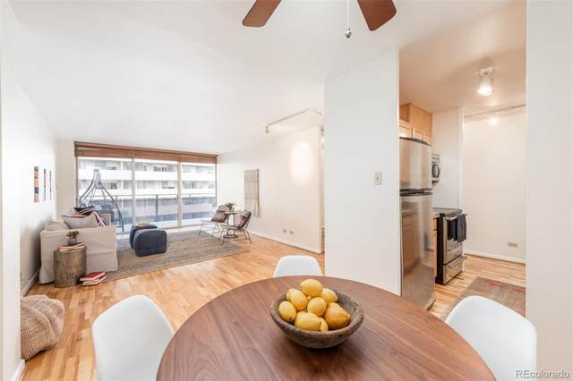 1200 Vine Street 5E, Denver, CO 80206 (#4342941) :: Kimberly Austin Properties