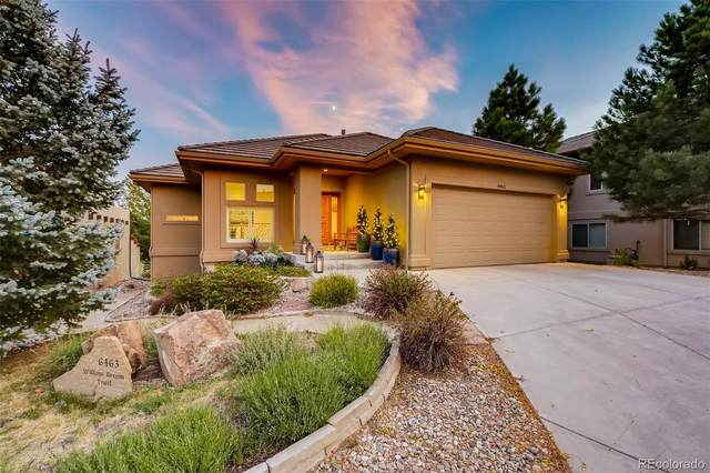6463 Willow Broom Trail, Littleton, CO 80125 (#4343491) :: The HomeSmiths Team - Keller Williams