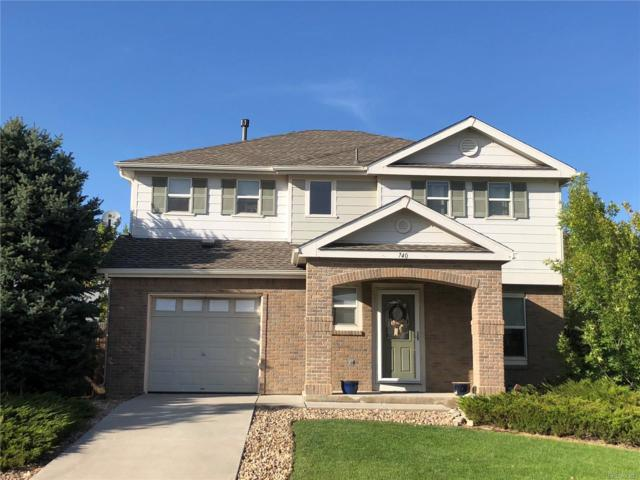 740 Willow Drive, Lochbuie, CO 80603 (#4344221) :: The Galo Garrido Group