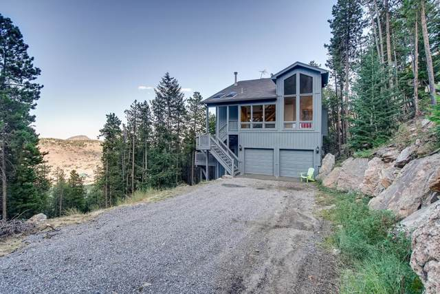 1227 Hy-Vu Drive, Evergreen, CO 80439 (#4344339) :: The Peak Properties Group