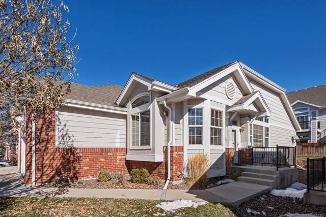 3108 Newport Circle, Castle Rock, CO 80104 (#4344601) :: The HomeSmiths Team - Keller Williams