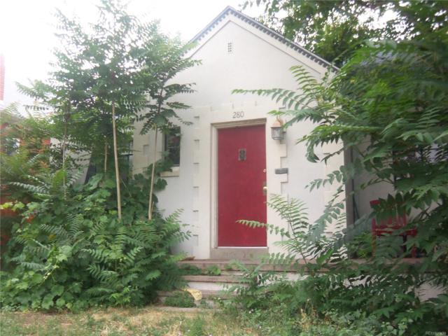 280-282 S Franklin Street, Denver, CO 80209 (#4344946) :: Bring Home Denver