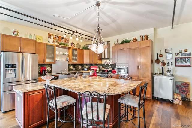 1401 Wewatta Street #707, Denver, CO 80202 (MLS #4345062) :: 8z Real Estate