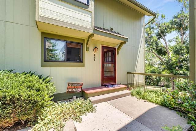 3229 Redstone Road 10B, Boulder, CO 80305 (#4345125) :: The Griffith Home Team