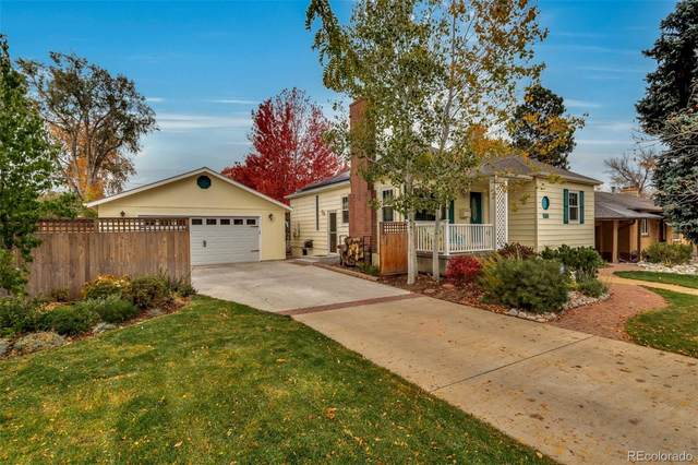 2565 S Marion Street, Denver, CO 80210 (#4345135) :: The Gilbert Group