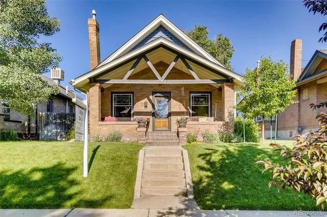 3217 N Race Street, Denver, CO 80205 (MLS #4345392) :: Wheelhouse Realty
