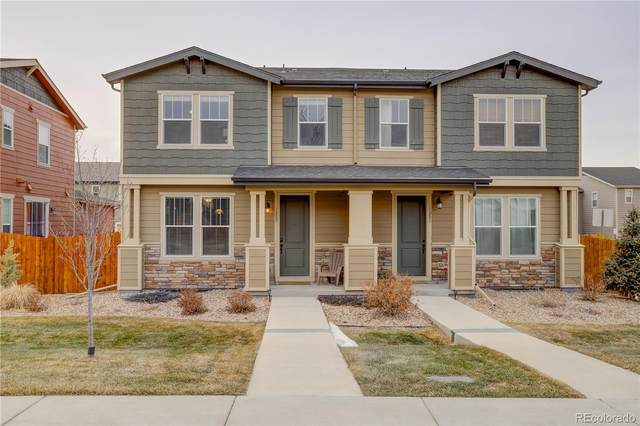 1287 S Dayton Street, Denver, CO 80247 (#4345402) :: The Peak Properties Group