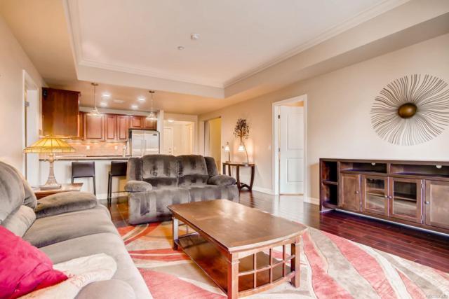 2200 S University Boulevard #115, Denver, CO 80210 (#4345578) :: Wisdom Real Estate