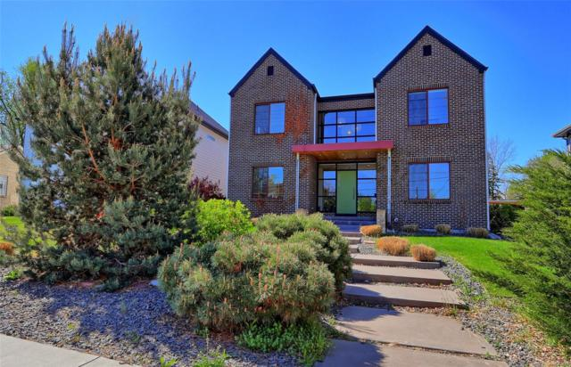 3210 W Scott Place, Denver, CO 80211 (#4345628) :: The Peak Properties Group