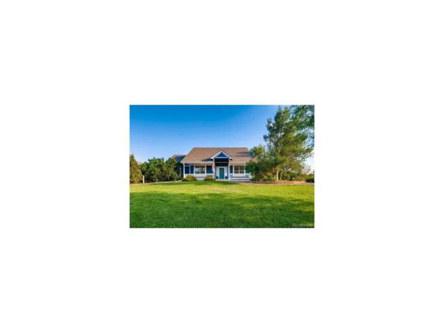 52870 E 16th Avenue, Strasburg, CO 80136 (MLS #4345645) :: 8z Real Estate