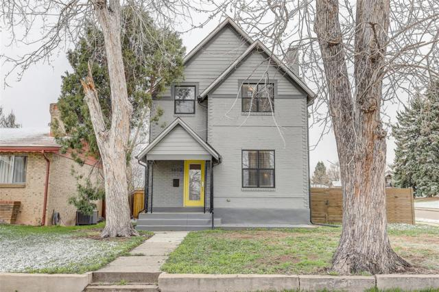 3600 N Cook Street, Denver, CO 80205 (#4345932) :: The Gilbert Group