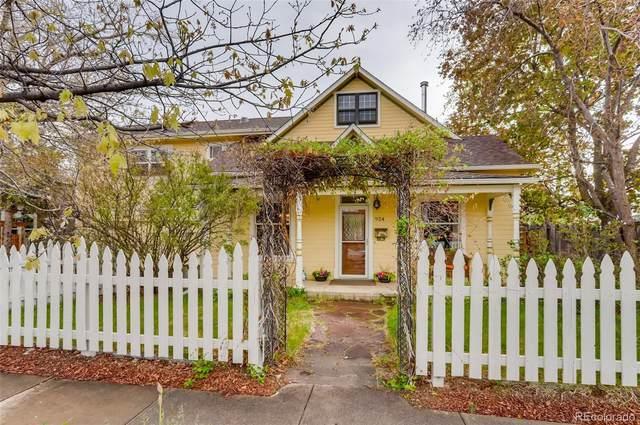 924 Grant Avenue, Louisville, CO 80027 (#4346396) :: Colorado Home Finder Realty