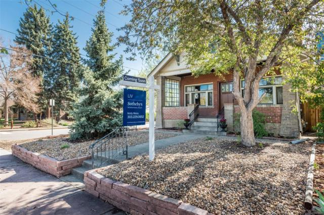 272 N Grant Street, Denver, CO 80203 (#4346567) :: The Griffith Home Team