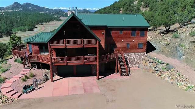 4505 Co Road 265, Westcliffe, CO 81252 (#4346904) :: The DeGrood Team