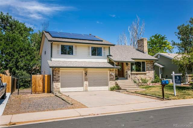 611 S Laredo Circle, Aurora, CO 80017 (#4347371) :: Bring Home Denver with Keller Williams Downtown Realty LLC