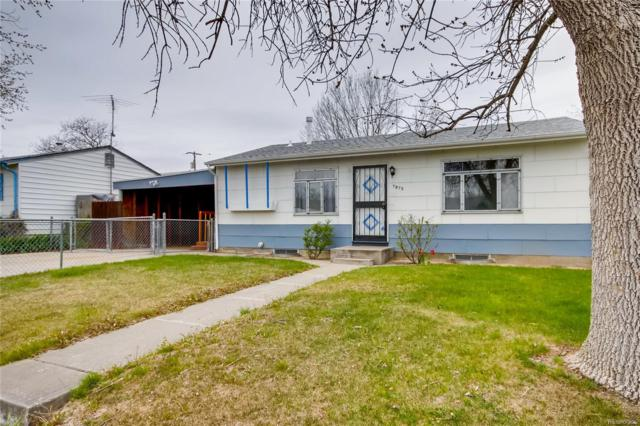 7875 Ladore Street, Commerce City, CO 80022 (MLS #4347634) :: 8z Real Estate