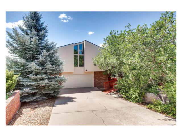 100 Dawson Drive, Castle Rock, CO 80104 (MLS #4347734) :: 8z Real Estate