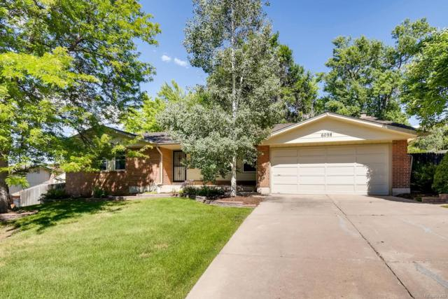 6098 S Locust Street, Centennial, CO 80111 (#4347859) :: The Healey Group