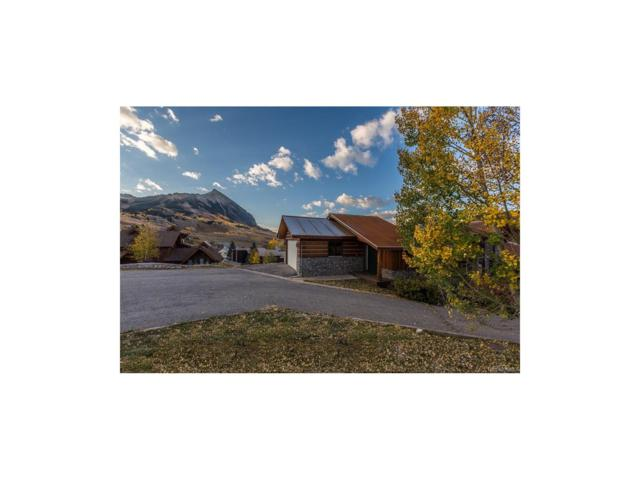 17 Whetstone Road #1, Mt Crested Butte, CO 81225 (MLS #4347964) :: 8z Real Estate