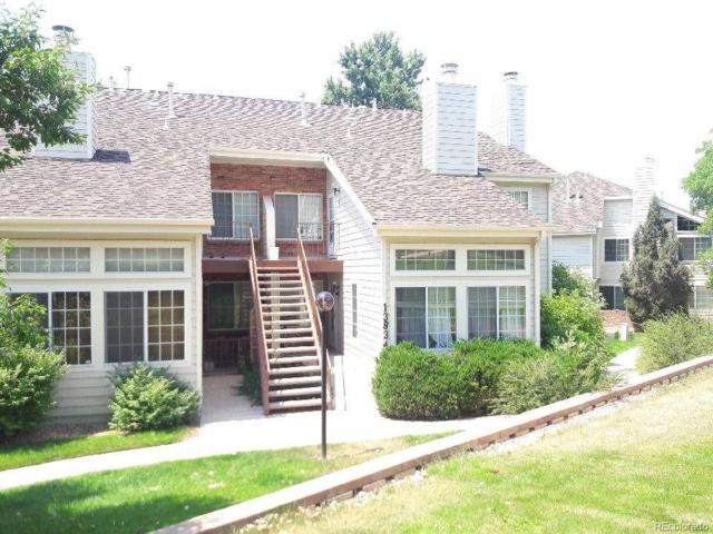 13834 E Lehigh Avenue H, Aurora, CO 80014 (#4349594) :: My Home Team